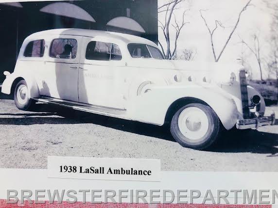 Photo #6  1938 LaSalle Ambulance