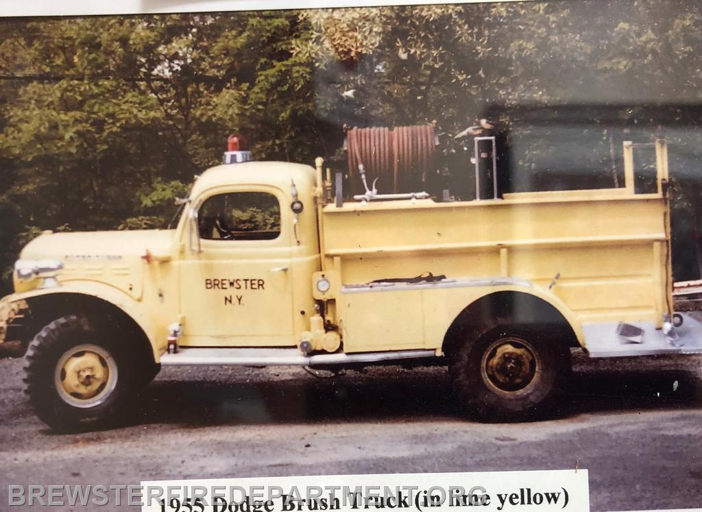 Photo #5  1955 Dodge Brush Truck